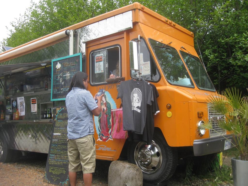 Tacofino Food Truck Rental