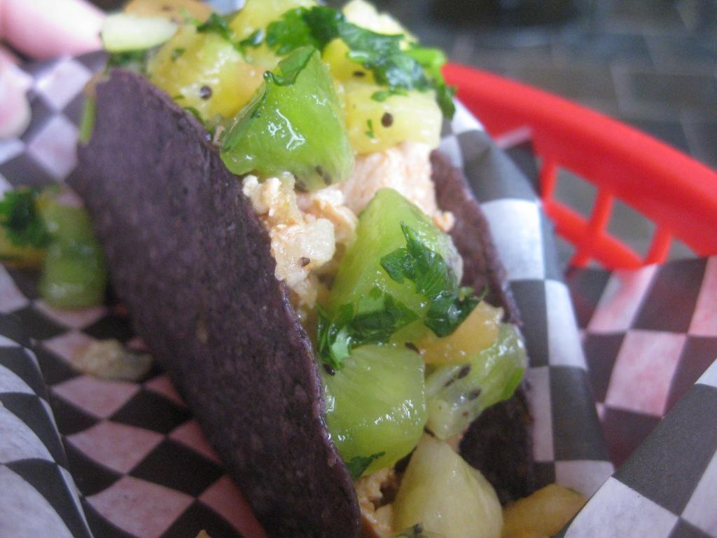 """Killer Fish Taco"" @ Sobo"