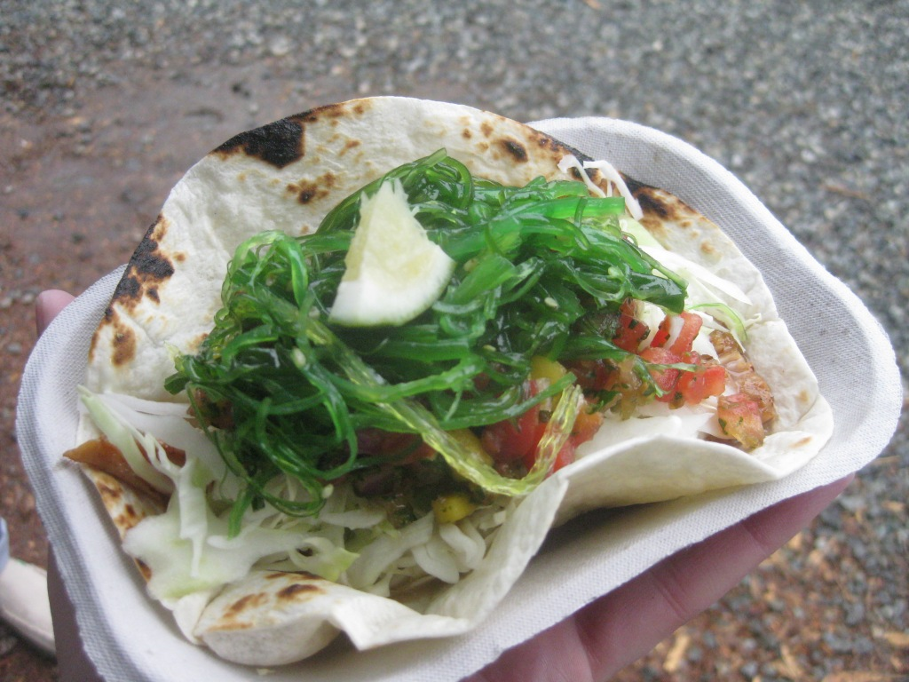 Tofino fish tacos eat this town for Tuna fish tacos